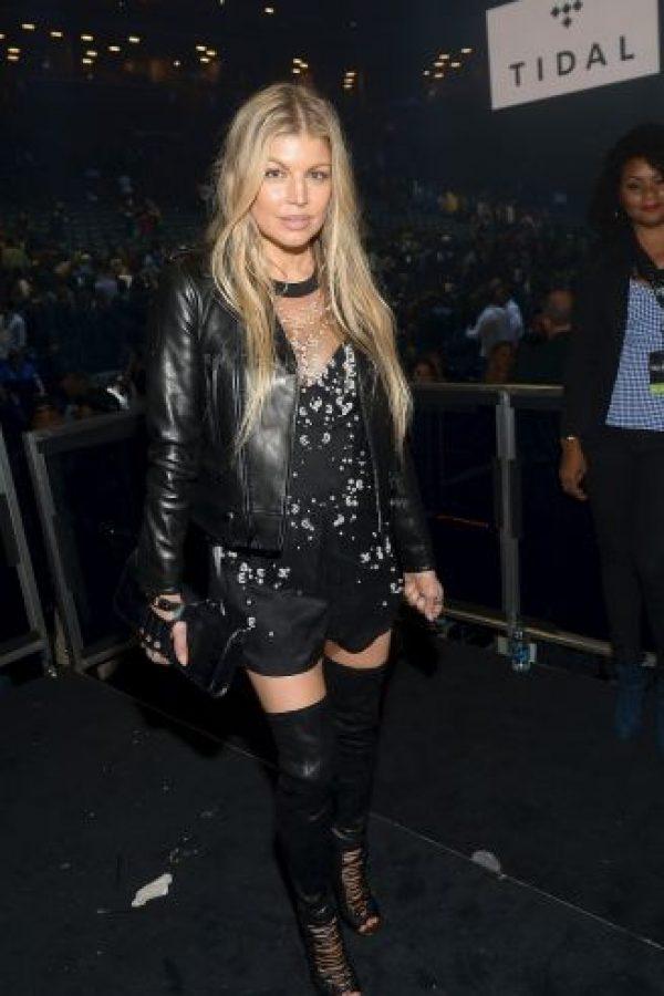 En realidad es Fergie Foto:Getty Images
