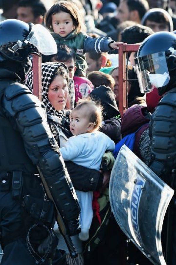 2. Grecia acogerá a la mitad de las plazas para refugiados acordadas por la Unión Europea. De esas, 30 mil serán este año y las otras 20 mil para el siguiente. Foto:Getty Images