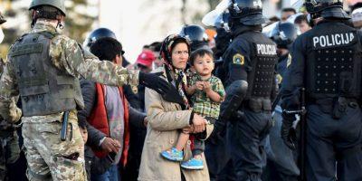 5. La Organización Internacional para las Migraciones detalló que en lo que va de año han muerto tres mil 258 personas en el Mediterráneo. Foto:Getty Images