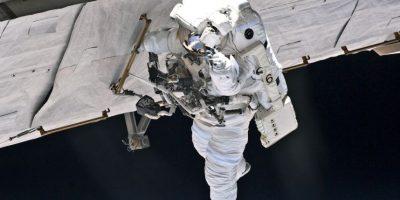9. No existen diferencias entre los trajes espaciales de hombres y mujeres Foto:Getty Images