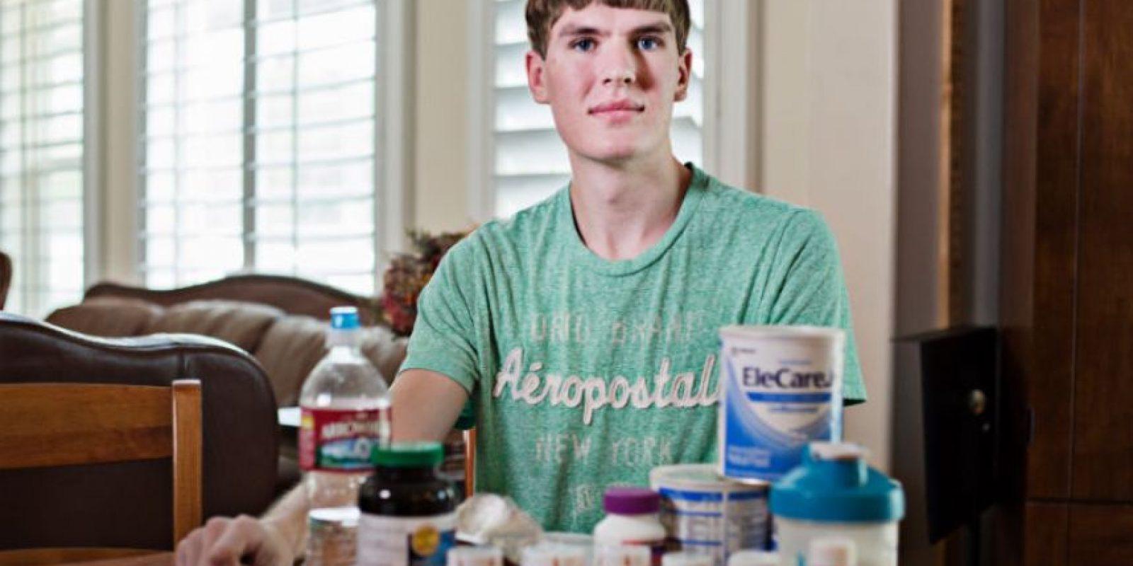 Él se llama Alex Visker. Foto:vía Barcroft Media