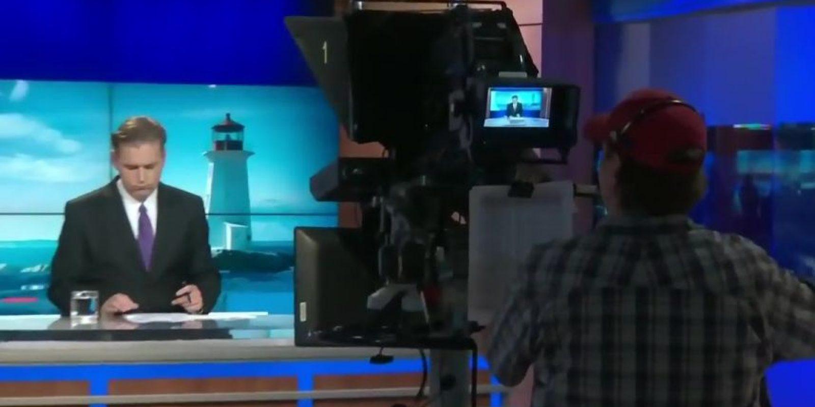 En marzo de este año, el canal CTV News Atlantic emitió 48 segundos de contenido pornográfico antes del noticiero de las 6:30 AM Foto:Twitter.com/CTVAtlantic