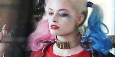 """Ella reinventa la imagen de la """"novia"""" del """"Joker"""". Foto:vía Warner Bros"""