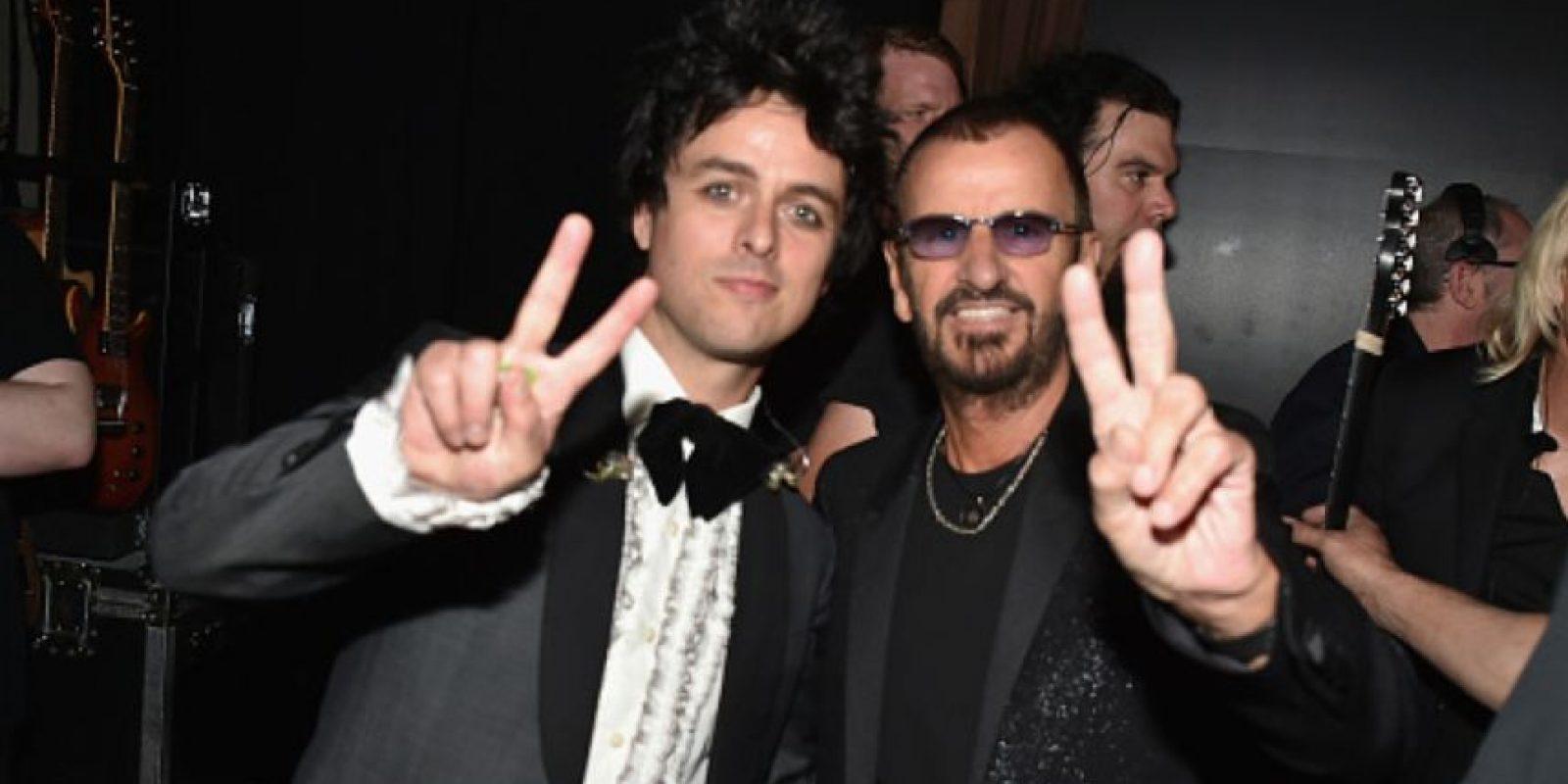 """Ha trabajado con bandas como U2 y ha sido jurado en """"The Voice"""". Foto:vía Getty Images"""