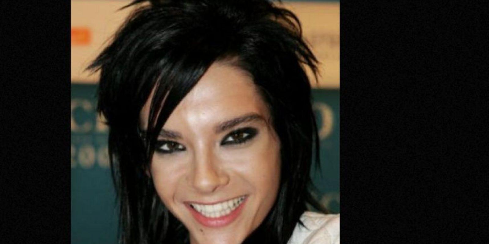 """Así era Bill Kaulitz cuando comenzó a tener fama con """"Tokio Hotel"""". Foto:vía Getty Images"""