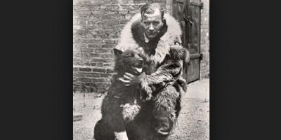 2. Balto: un huski siberiano que se encargó de trasladar medicamentos durante una epidemia de difteria en Alaska. Foto:Vía Wikimedia.org