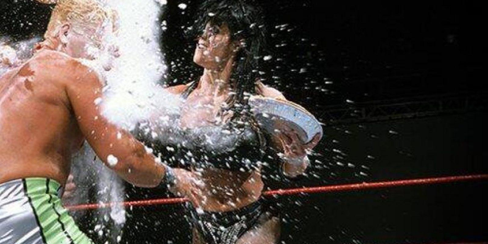 Después de la WWE filmó películas porno Foto:WWE