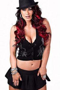 También conocida como Tara, formó parte de WWE de 2000 a 2009 Foto:WWE