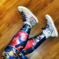 Foto:Vía Instagram/#leggingsman