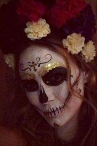La Catrina Foto:vÍA Instagram/HilaryDuff