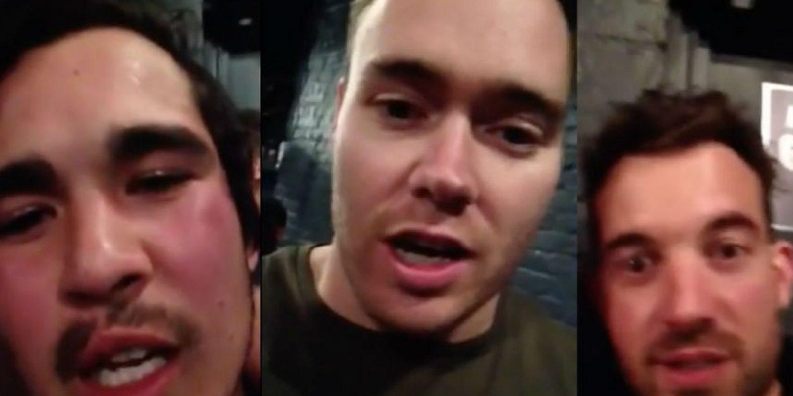 Esto es lo que puede suceder si olvidan su smartphone en un bar. Foto:duckhouse21 / YouTube