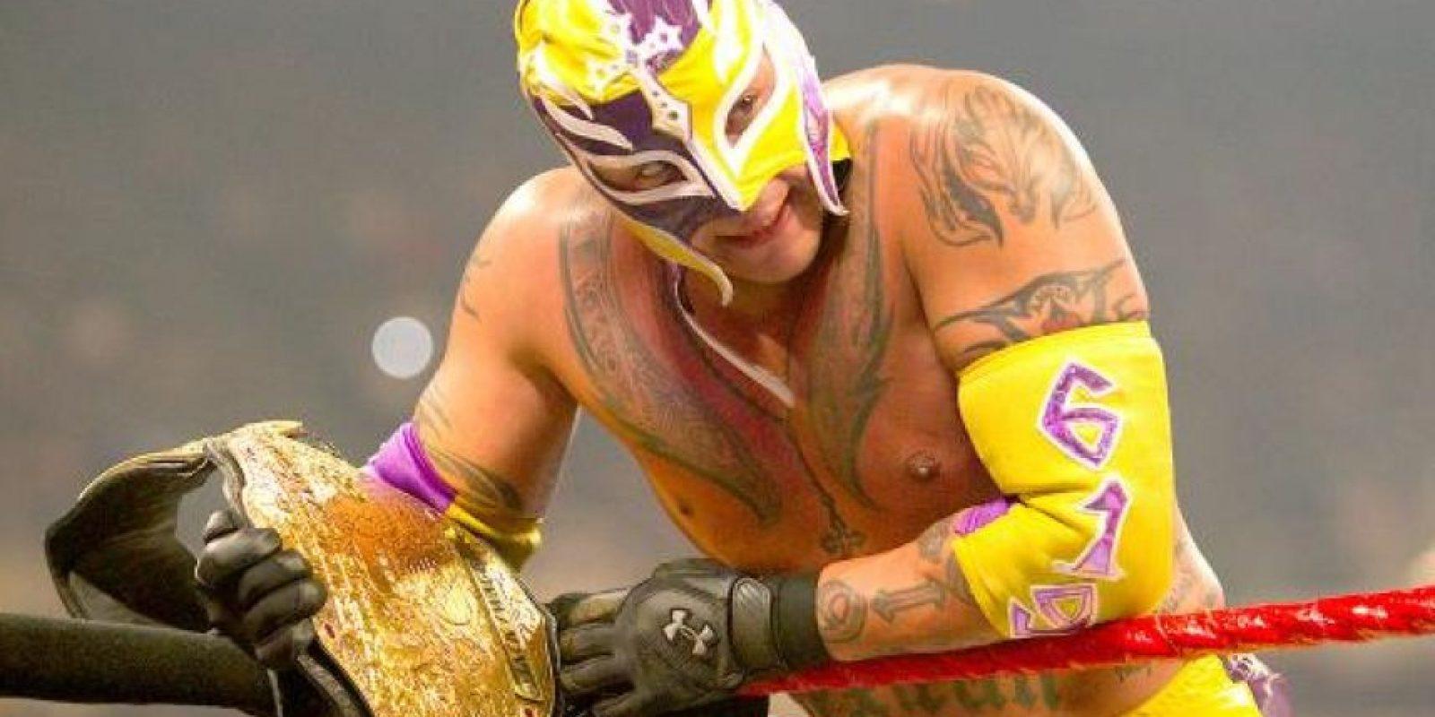 Rey Mysterio Foto:WWE