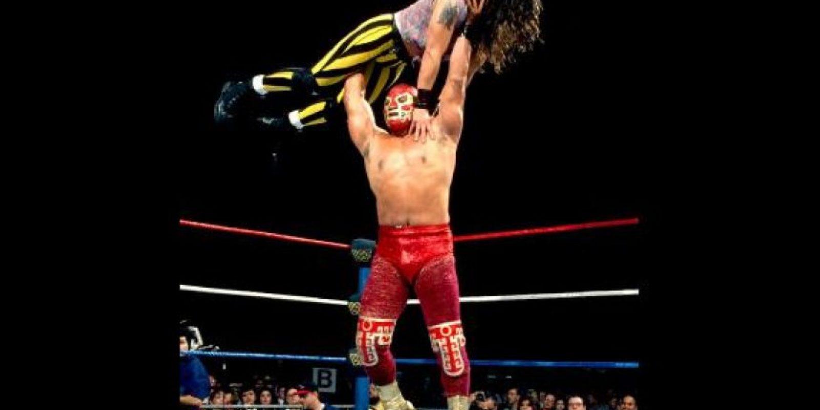 Canek Foto:WWE
