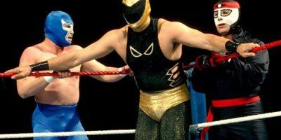 Tinieblas Jr Foto:WWE