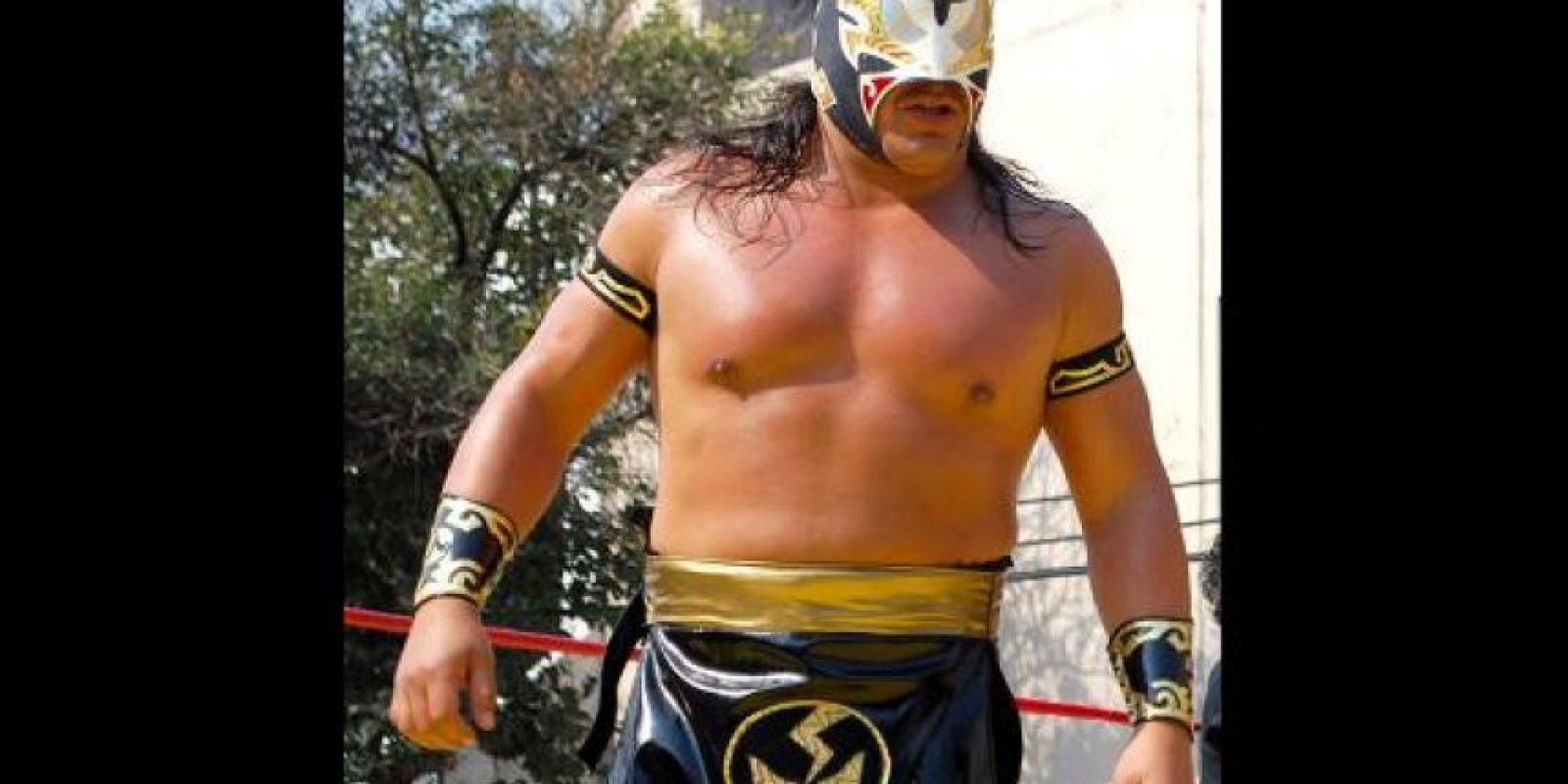 Último Guerrero Foto:WWE