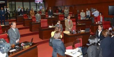 Senado aprueba en segunda lectura proyecto ley orgánica Policía Nacional