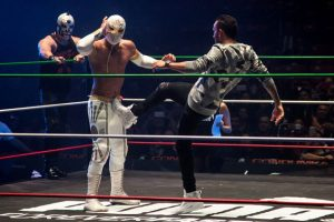 Pero eso no fue todo, Lewis fue recibido con todas las costumbres y tradiciones de México. Foto:Getty Images
