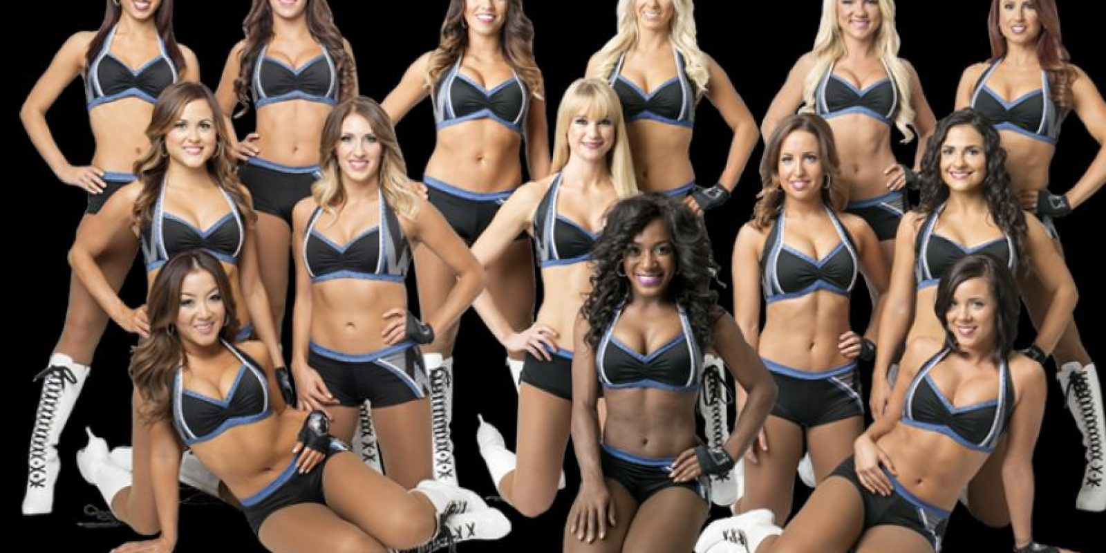 Timberwolves Girls Foto: NBA