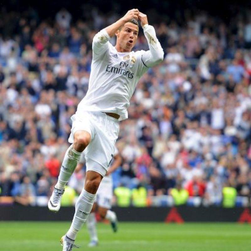 No se cansa de romper récords en el Real Madrid Foto:Getty images
