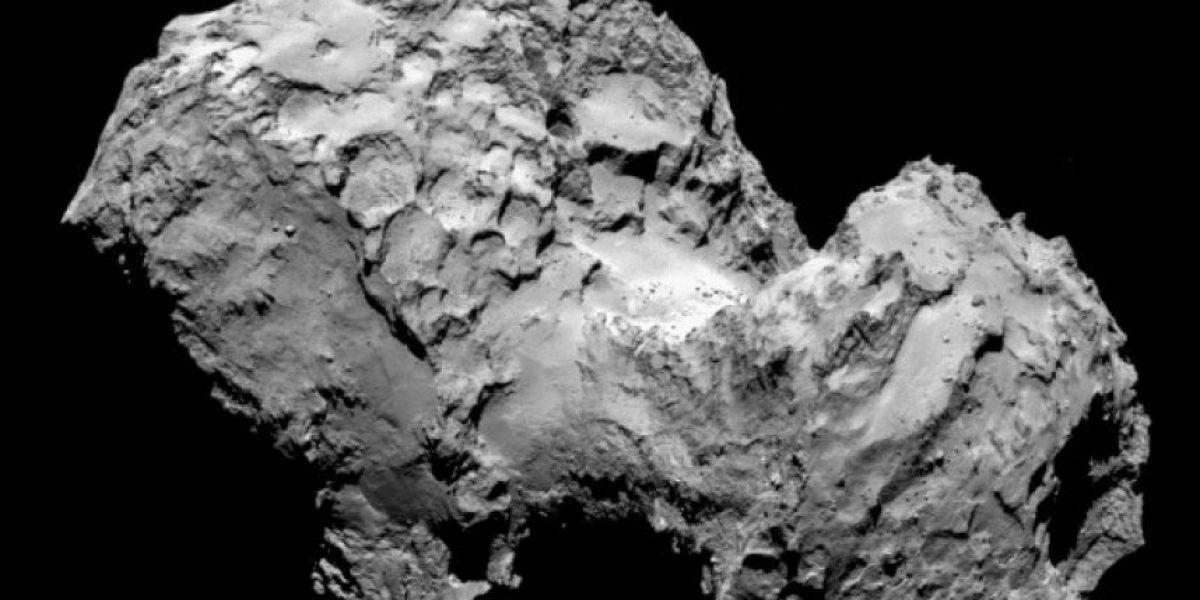 Sonda espacial Rosseta descubre que hay oxígeno en cometa 67P