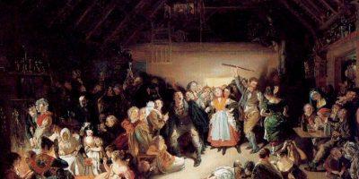 Era la celebración del final de las cosechas en la cultura celta. Foto:vía Tumblr