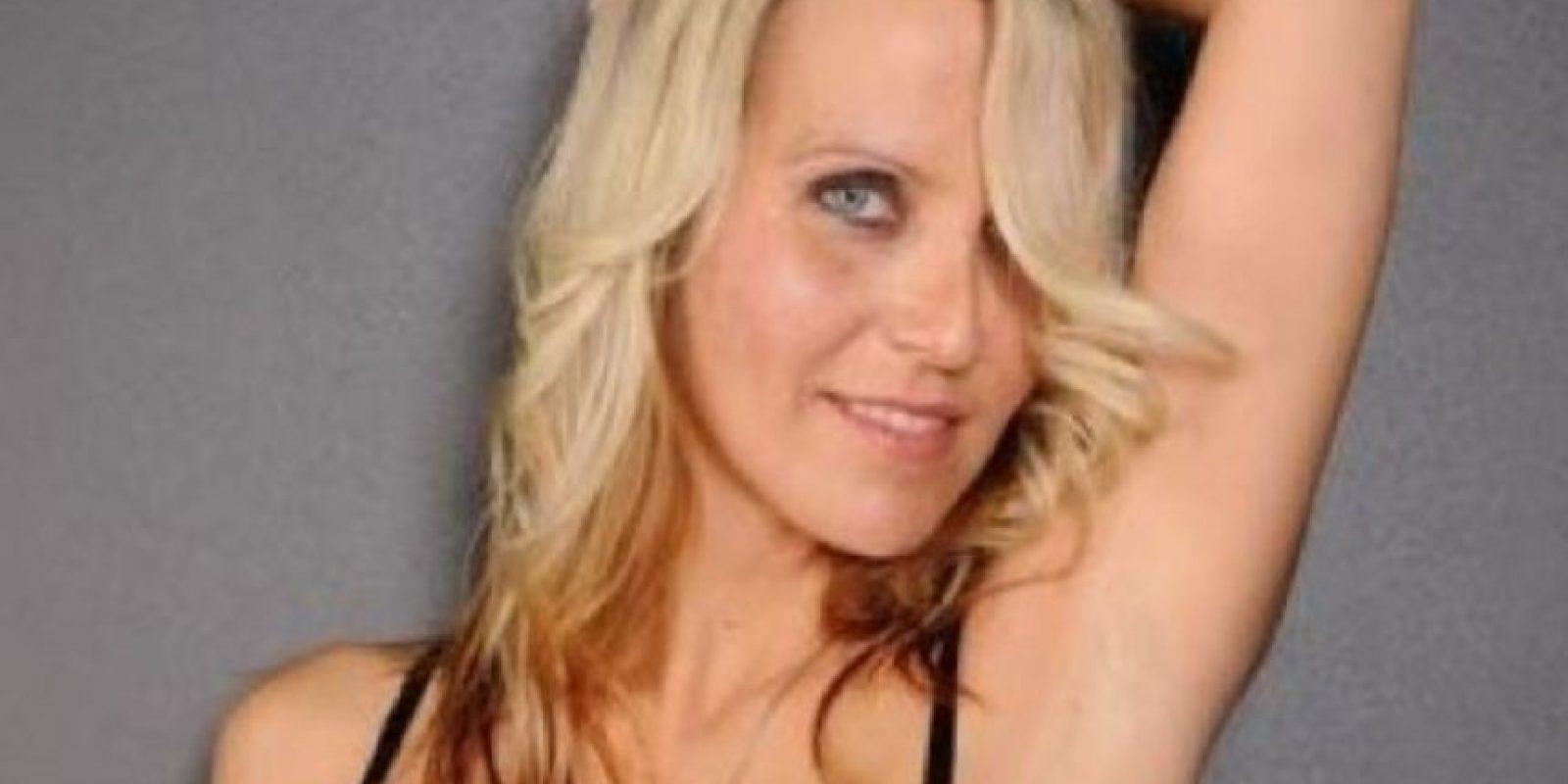 Julia Pink trabajaba en una escuela cristiana. Foto:vía Facebook/Julia.Blond