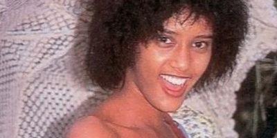 """Ella era la esclava """"Xica da Silva"""", en la misma novela que lleva su nombre y que fue producida por Rede Manchete en 1996. Foto:vía Rede Manchete"""