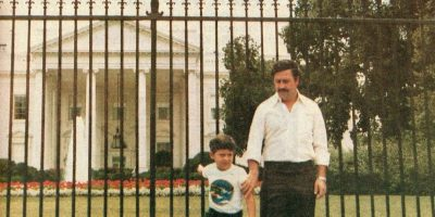 Llegó a ser el hombre más poderoso de la mafia colombiana, siendo uno de los criminales más ricos y peligrosos de su época en el mundo. Foto:Vía Facebook.com/JuanPabloEscobarHenao
