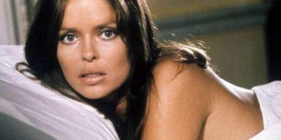 """Barbara Bach es una de las chicas Bond más recordadas. Interpretó el papel de Anya Amasova, amante de 007 en la película """"The spy who loved me"""" (La espía que me amó). Foto:Vía imdb.com"""