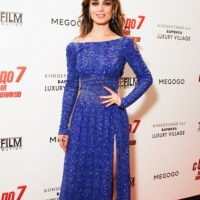 La actriz tiene 36 años Foto:Getty Images