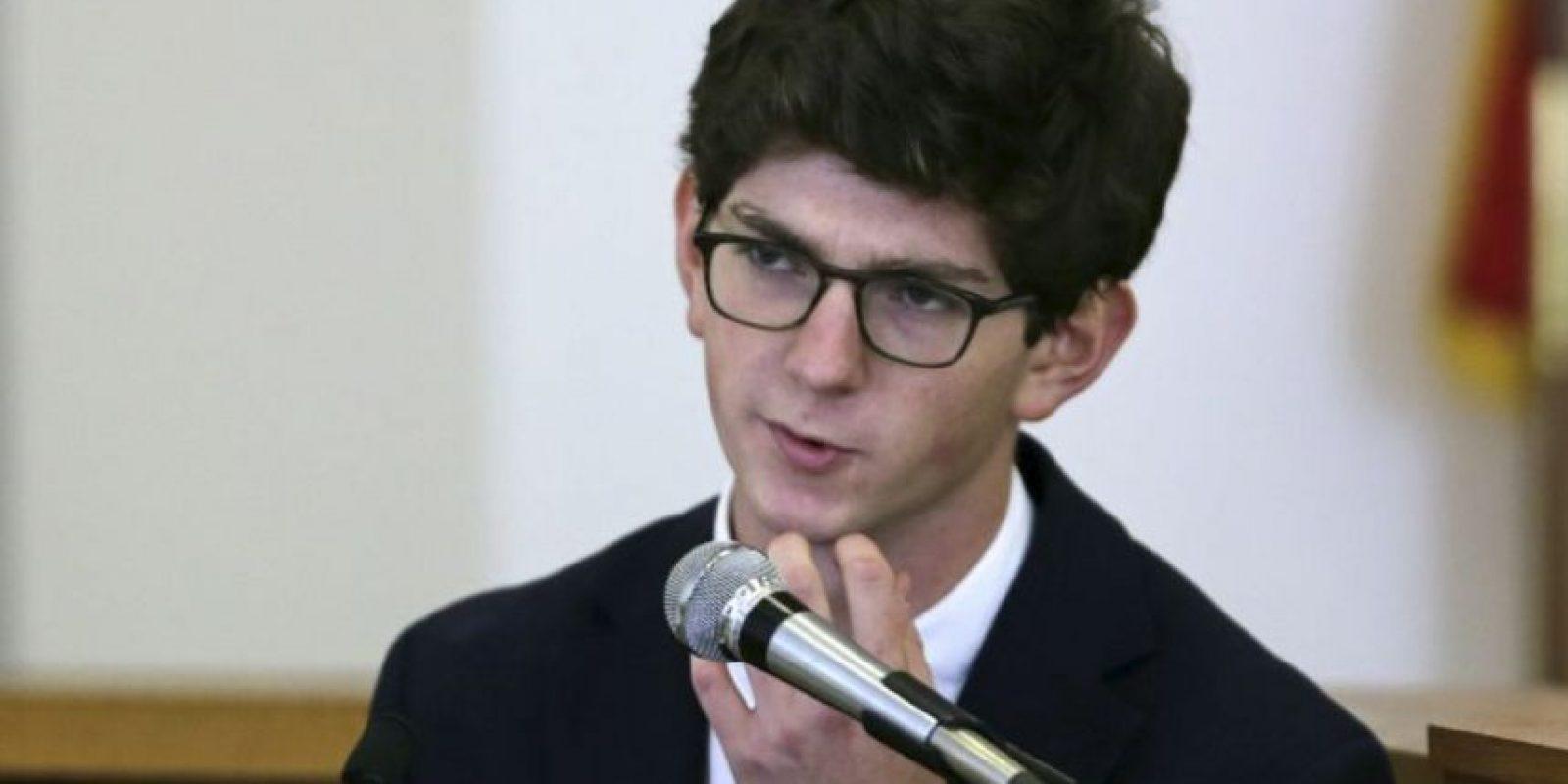 Labrie ha asegurado que tuvo un momento divino que lo hizo desistir de sostener relaciones sexuales con la menor Foto:AP