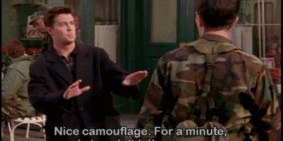 El del sarcasmo en la serie Foto:Vía NBC