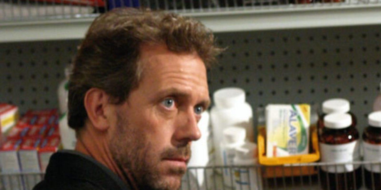 Gregory House un médico poco convencional Foto:Vía Fox