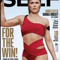 4. Si protagonizara una película de superhéroes sería Ms. Marvel Foto:Vía instagram.com/rondarousey