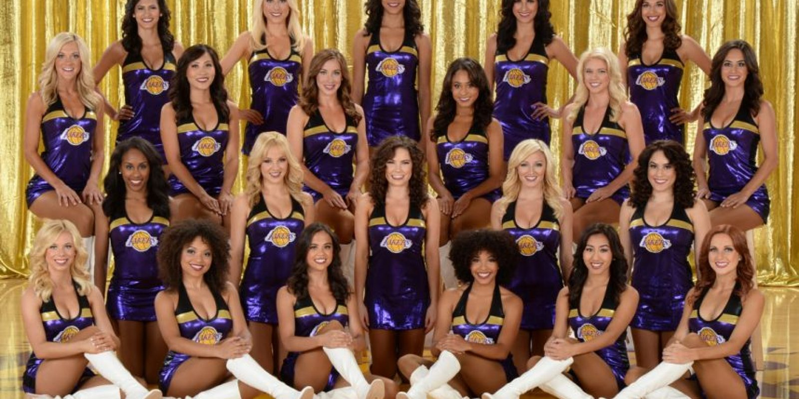Lakers Girls Foto: NBA