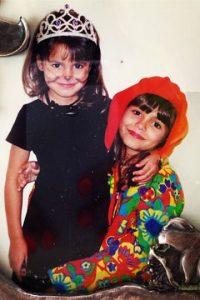 La niña de gorrito naranja ahora es una estrella de Nickelodeon. Foto:vía instagram.com/victoriajustice