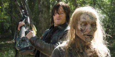 """Al principio los productores sólo querían que """"Daryl"""" apareciera en dos capítulos, y querían que este personaje fuera el representante de la comunidad gay en el nuevo mundo. Sin embargo, """"Daryl"""" robó todos los corazones de la audiencia que los productores decidieron omitir este pequeño detalle y dejarlo para el resto de la serie. Foto:AMC"""
