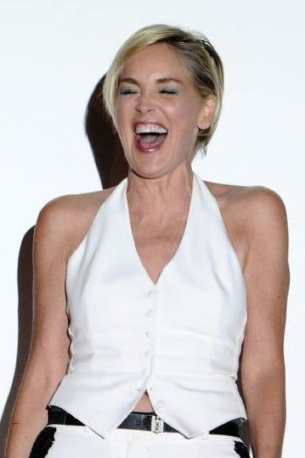 """Y siete años después, en la edición de septiembre de la revista """"Harper's Bazaar"""", posó sin ropa para lucir su figura Foto:Getty Images"""