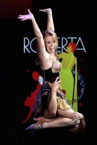 """La eterna """"Lorraine McFly"""" de la trilogía """"Volver al Futuro"""" ya tiene 54 años. Foto:Getty Images"""