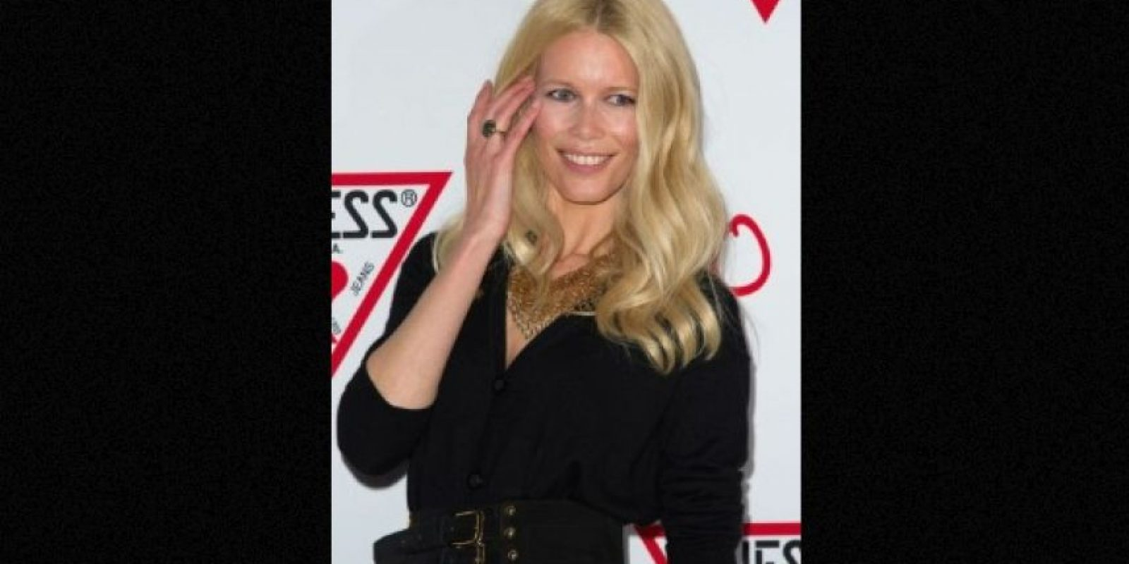 Claudia Schiffer Foto: Getty Images