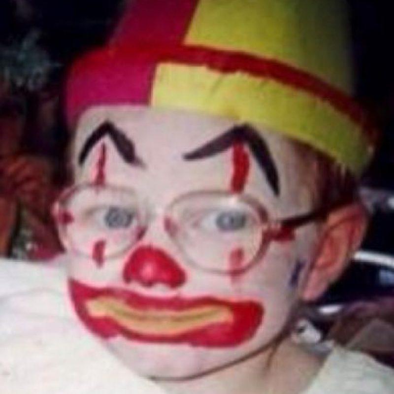 Ya era un talentoso músico desde que se vistió como payaso. Foto:vía instagram.com/teddysphotos