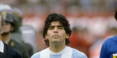 9. Llevar Diego como segundo nombre y ponérselo a tu hijo. Foto:Getty Images