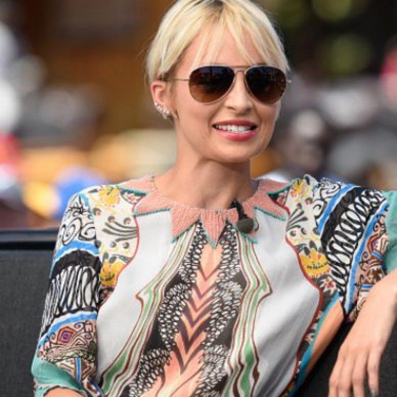 Y es sencilla y única con sus estilismos. Foto:vía Getty Images