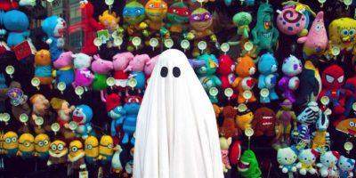 Mr. Boo, el fantasma que conquistó a las redes sociales
