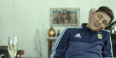 Y también de Lionel Messi. Foto:YouTube