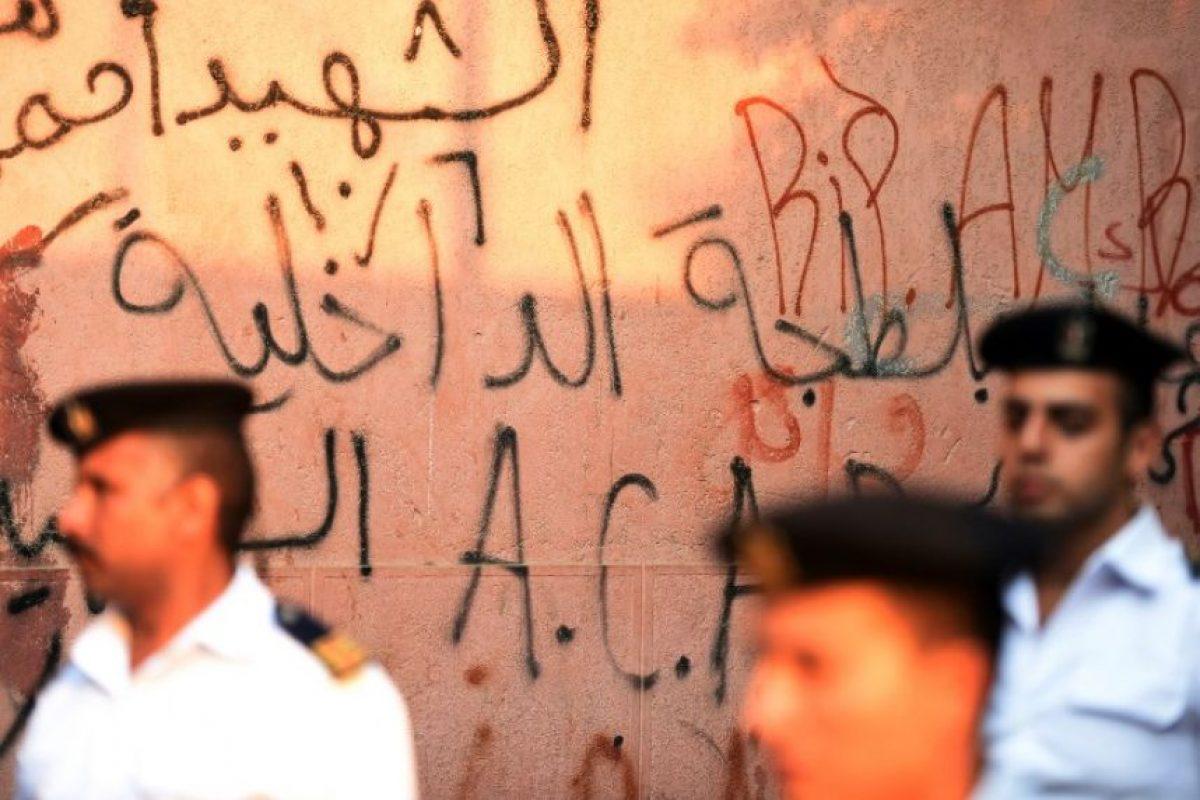 Ruta: Sharm el-Sheij (Egipto) – San Petersburgo (Rusia) Foto:AFP