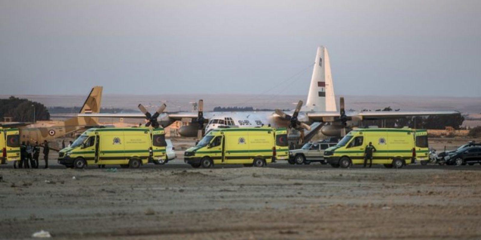 El gobierno ruso condenó los hechos Foto:AFP