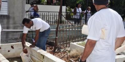 Educación Superior integra 300 empleados a lucha nacional contra el dengue