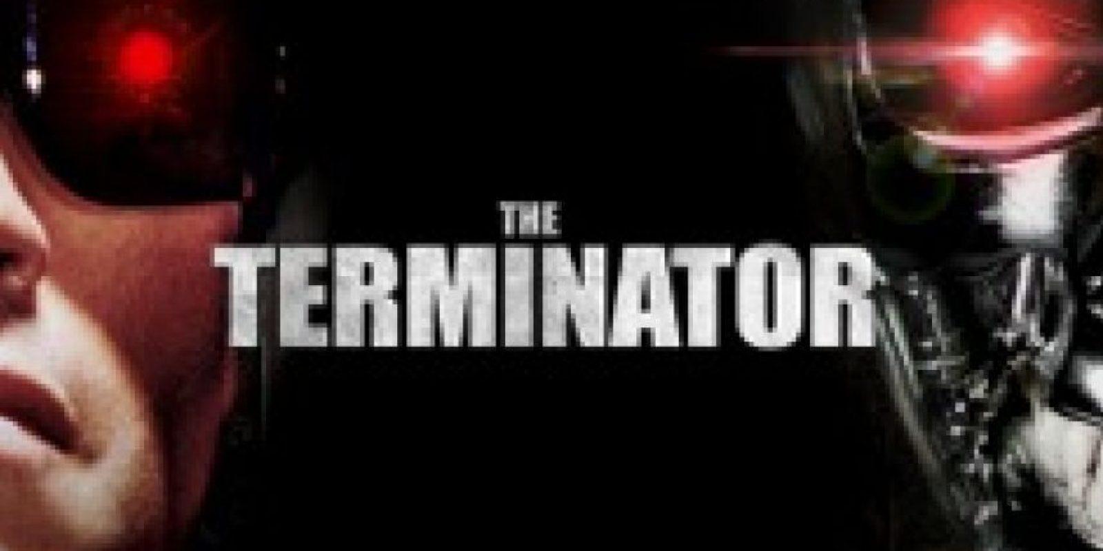 """The Terminator"". Foto:vía Netflix"