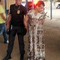 Fue detenido por los policías Foto:Policia Civil – Brasil